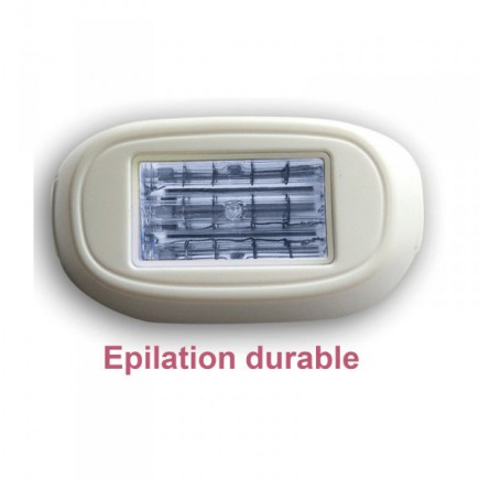 ampoule rechange epilation