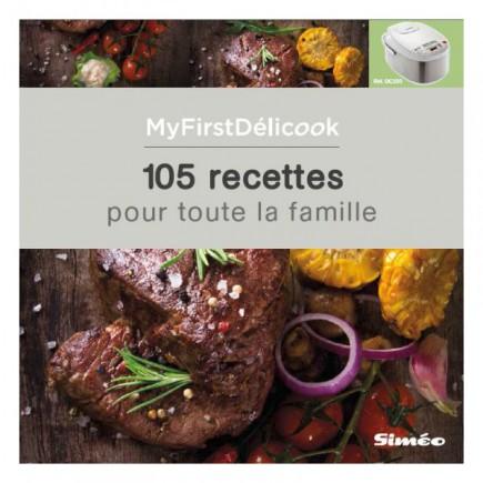livre de recettes de multicuiseur