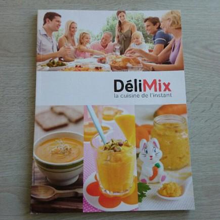 livre de recettes QC355
