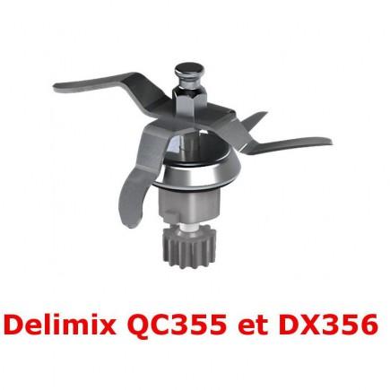Couteau Délimix QC355, DX356