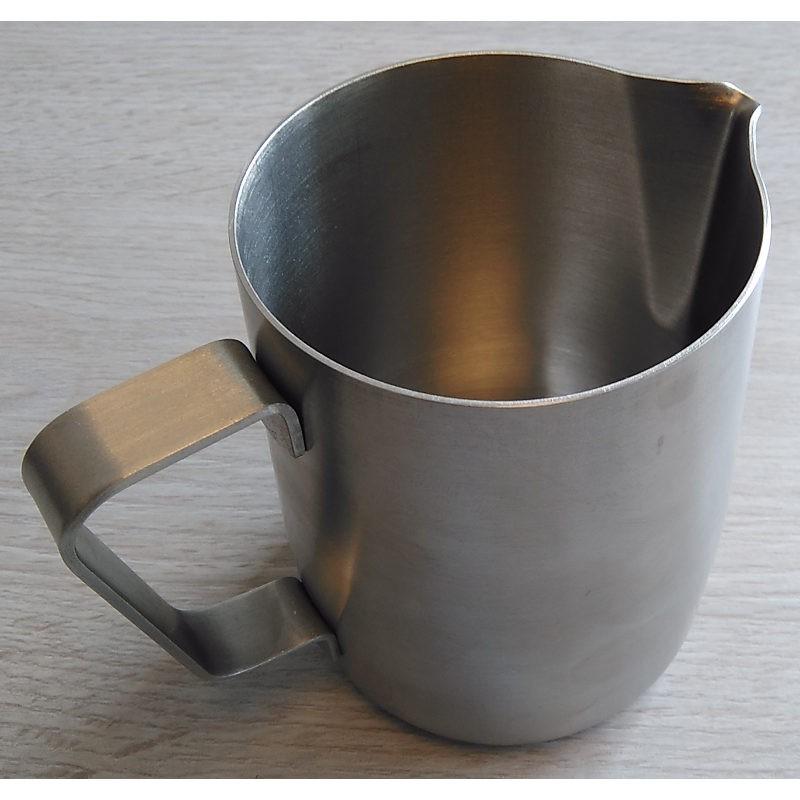 pichet lait pour machine expresso pot cappuccino riviera bar. Black Bedroom Furniture Sets. Home Design Ideas