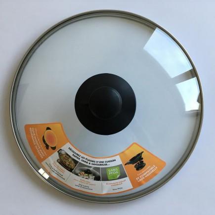 Couvercle wok QWK450