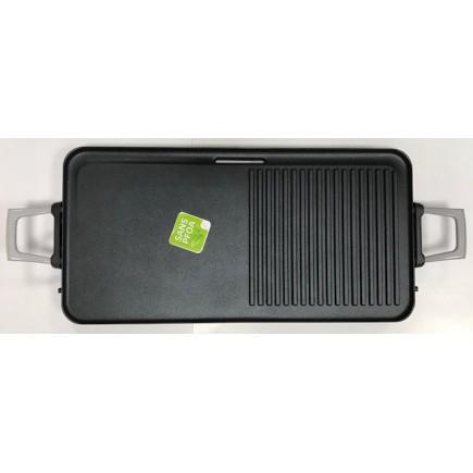 Plaque plancha-gril QPL380 Riviera-et-Bar