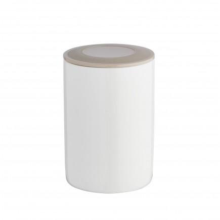 Lot de 8 pots en céramique pour Yaourtière YVA640 de Siméo