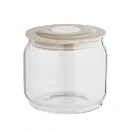 Lot de 2 pots en verre pour Yaourtière YVA640 de Siméo