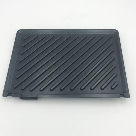 Plaque rainurée amovible pour Contact-Gril QGC550