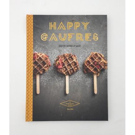 Livre de recettes HAPPY GAUFRES