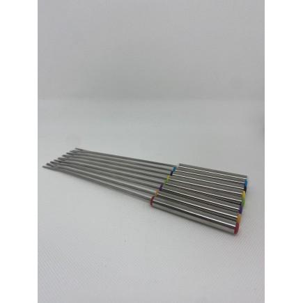 Lot de 8 fourchettes de FDI720 Siméo