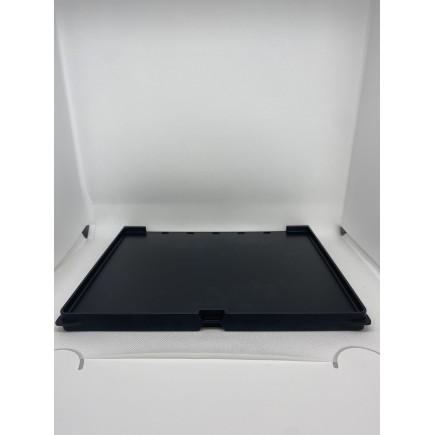 Plaque réversible plancha/gril de QPL530 Riviera-et-Bar