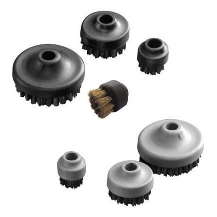 brossettes pour nettoyeur vapeur ecoflor