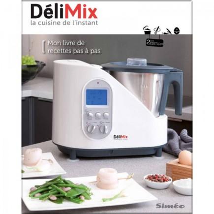 nouveau livre recettes delimix